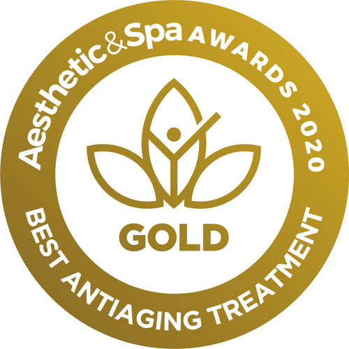 aesthetic spa stickers B.1.2 Gold